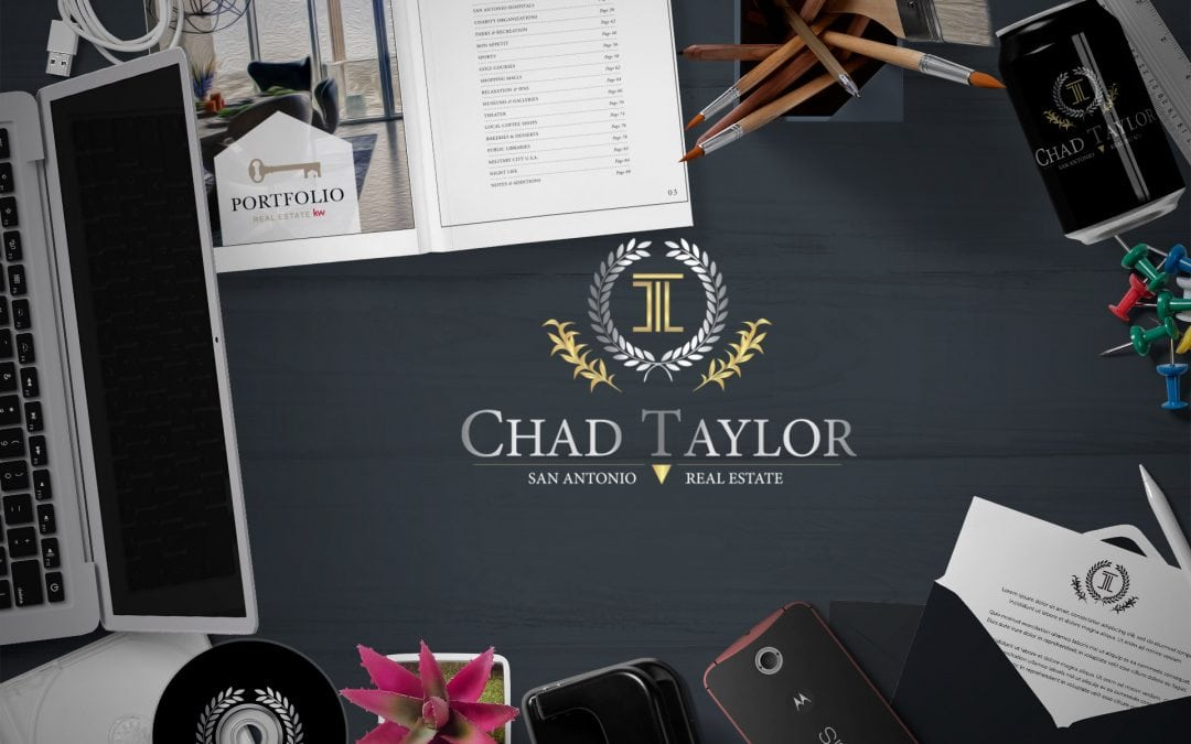 Chad Taylor | Logo Design | Billboard Design