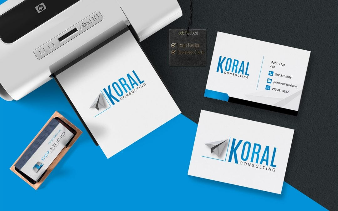 Koral Consulting | Logo Design