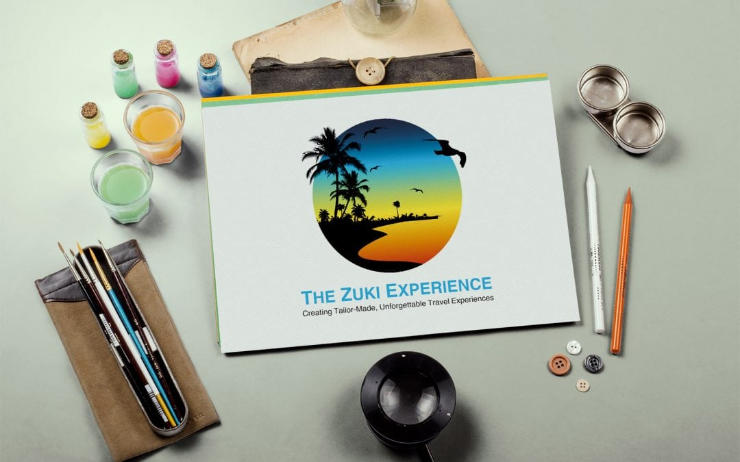 The Zuki Experience | Logo Design